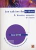 Les Cahiers du Rythme Vol.2 : Binaire, Ternaire et Claves (Goyone, Daniel )