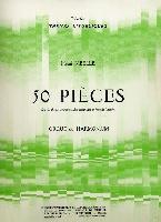 50 pièces sur des thèmes liturgiques des dimanches et fêtes de l´année
