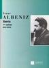 Albéniz, Isaac : Livres de partitions de musique