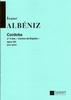 Albeniz, Isaac : Cordoba N°4 des `Cantos de España` Opus 232