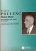 Poulenc, Francis : Stabat Mater