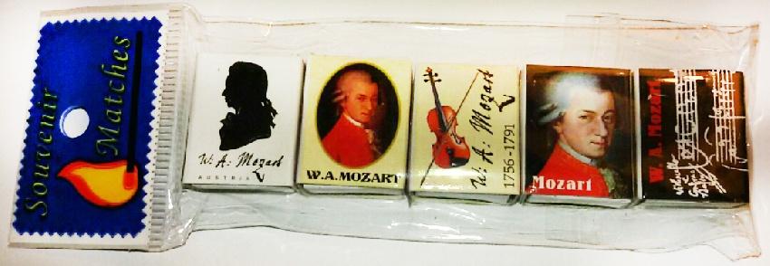 Minis Allumettes Mozart