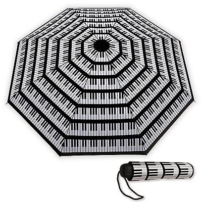 Parapluie de poche - Touches Piano
