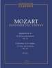 Mozart, Wolfgang Amadeus : Concerto pour piano et orchestre en la majeur KV 414 (n° 12) / Concerto for Piano and Orchestra in A Major KV 414 (No. 12)
