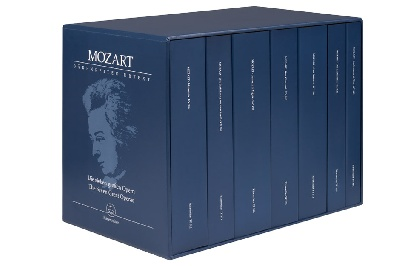 Mozart, Wolfgang Amadeus : The Seven Great Operas K. 366, 384, 492, 527, 588, 620, 621