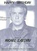 Sardou, Michel : Happy Birthday