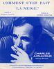 Aznavour, Charles : Comment C