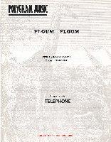 Aubert, Jean-Louis / Téléphone : Ploum Ploum