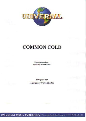 Workman, Hawksley : Common Gold