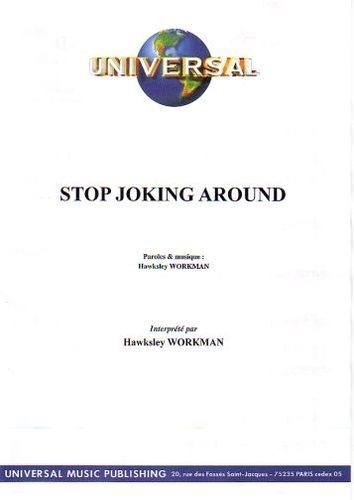 Workman, Hawksley : Stop Joking Around