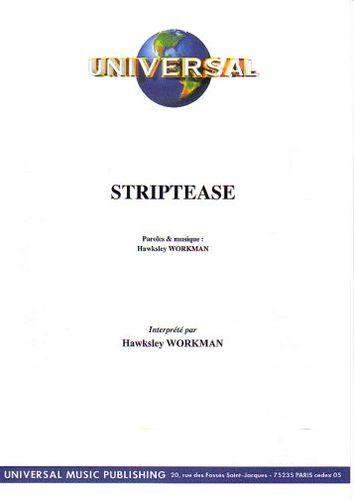 Workman, Hawksley : Striptease