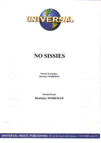 Workman, Hawksley : No Sissies