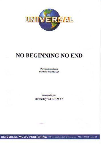 Workman, Hawksley : No Beginning No End