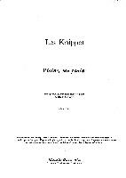 Knipper, Lev : Plaine, ma Plaine