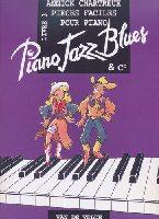 Piano Jazz Blues - Volume 3
