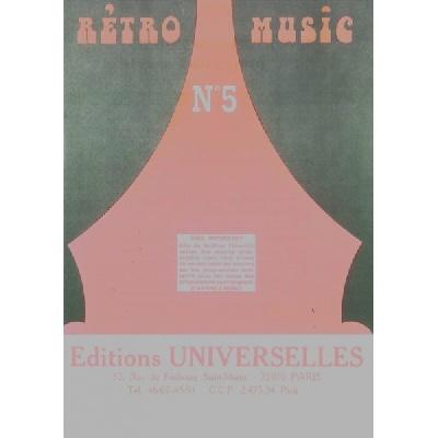 Rétro Music N°5