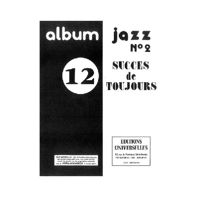 Album Jazz N°2 ? 12 Succès De Toujours