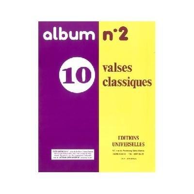 Album N°2 ? 10 Valses Classiques