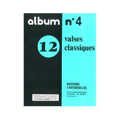 Album N°4 ? 12 Valses Classiques