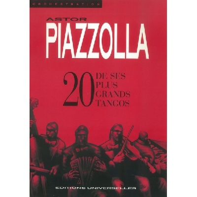 Piazzolla, Astor : Music box