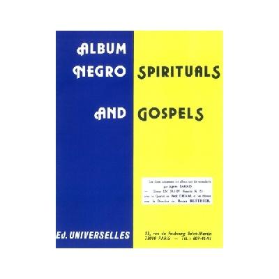 Album Negro Spirituals And Gospels