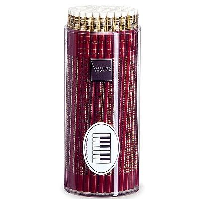 Crayon à Papier - Piano (Rouge)