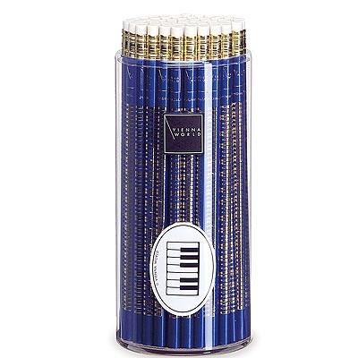Crayon à Papier - Piano (Bleu)