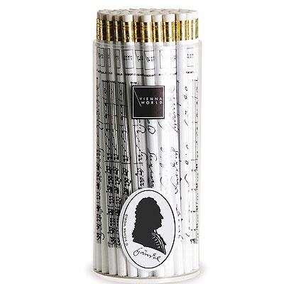 Crayon à Papier - Händel (Noir and Blanc)
