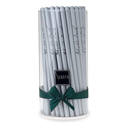 Crayon à Papier - Bach (Argent)