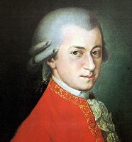 Mozart, Wolfgang Amadeus