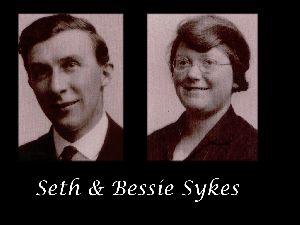 Sykes family of Bessie
