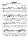 Passepied I BWV 1066