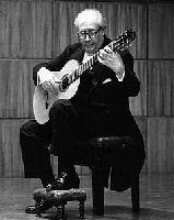 nouvelle page web au maestros-of-the-guitar.com - Andres Segovia