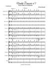 Double Concerto n°1 pour Flûtes & Orchestre Op.1