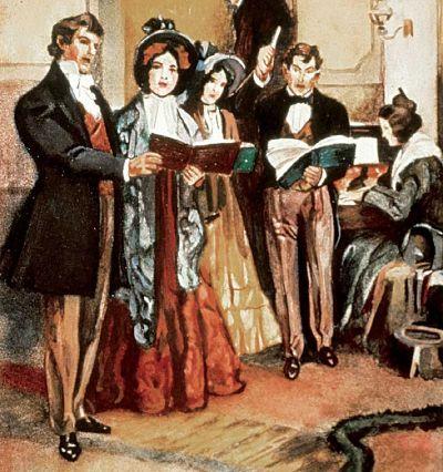 Burns, Robert: Auld lang syne, Ce n