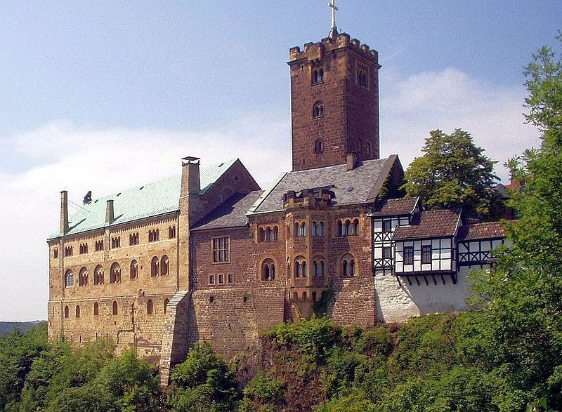 Wagner, Wilhelm Richard: Pilgrim