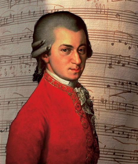 Mozart, Wolfgang Amadeus: A little night music (I)