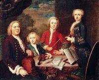 Bach, Johann Sebastian: Notebook for Anna Magdalena Bach