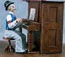 Dewagtere, Bernard: Saloon piano