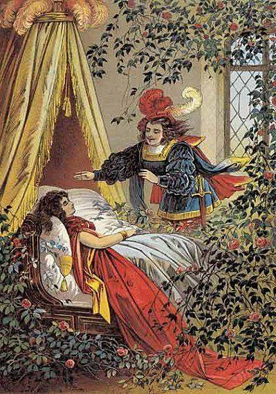 Ravel, Maurice: Pavane of Sleeping Beauty