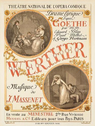 Massenet, Jules: Pourquoi me réveiller - (Transposition pour voix de baryton)