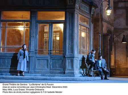 Puccini, Giacomo: Che gelida manina