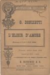 Donizetti, Gaetano: Quanto è bella (L'elixir d'amour)