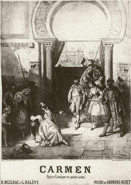 Bizet, Georges: Carmen - Entracte 2