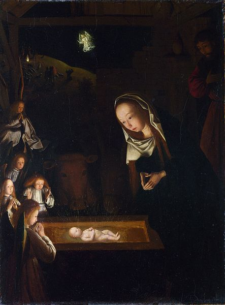 Traditional: Away in a Manger
