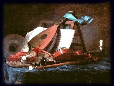 Bach, Johann Sebastian: Great Works (Themes)