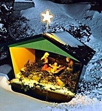 Traditional: He is born, the Holy Child !