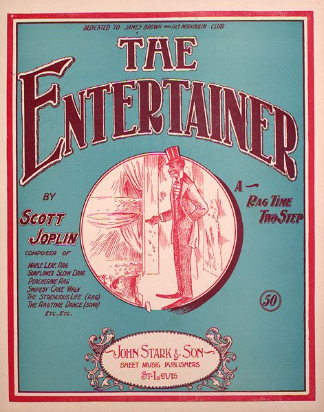 Joplin, Scott: The Entertainer