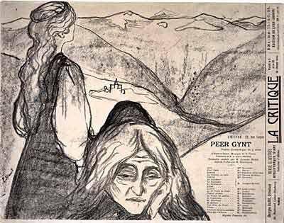 Grieg, Edvard: La mort d