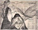 Grieg, Edvard: La mort d'Åse